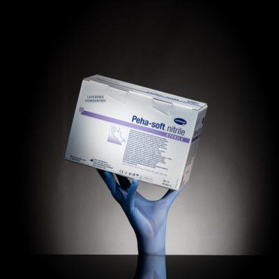 sterile hansker til undersøkelse