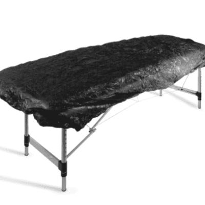 black-mattress-cover